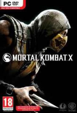 Mortal Kombat X PC iso