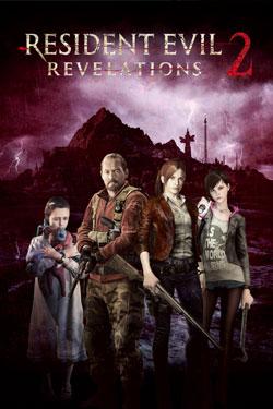 Resident Evil Revelations 2 PC iso
