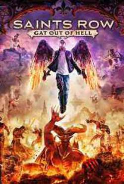Saints Row: Get out of Hell PC iso