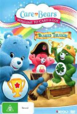 Care Bears: Welcome to Care-a-Lot Bearied Treasure