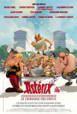 Asterix: Le domaine des dieux