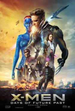X-Men: Days of Future Past - Hindi