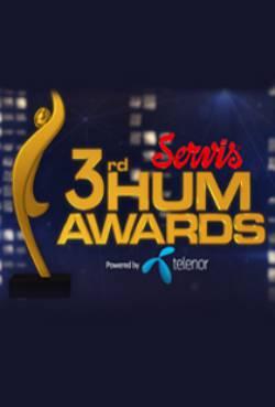 Servis 3rd Hum Awards