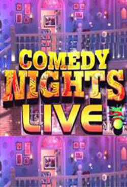 Comedy Nights Live - 21 - August