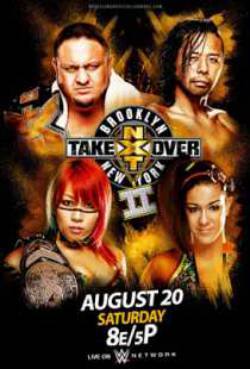 NXT TakeOver: 2