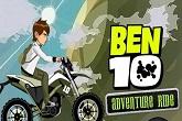 ben10 adventure ride