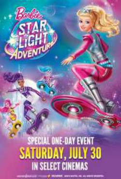 Barbie: Star Light Adventure (Dual Audio)