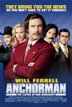 Anchorman: The Legend of Ron Burgundy (Dual Audio)